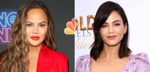 Chrissy Teigen and Jenna Dewan Reflect on 'Guilt' and 'Shame' Breast-Feeding