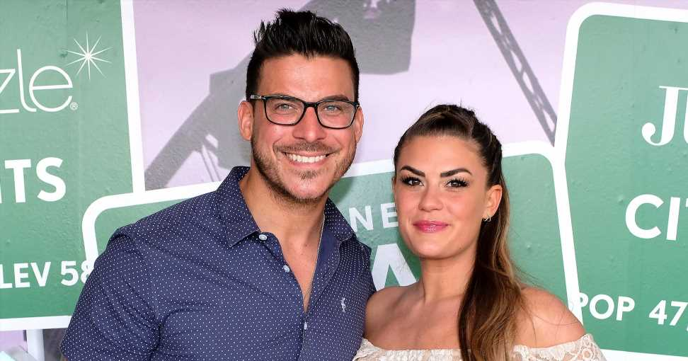 Jax Taylor: Brittany Cartwright Is 'Very Insecure' About Her Pregnancy Body