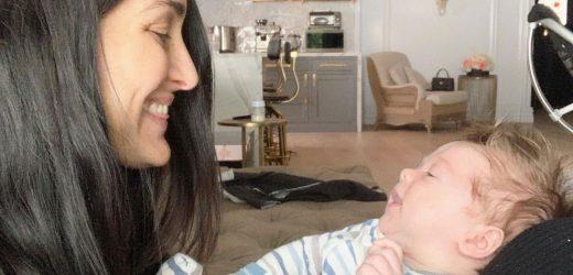 Nikki Bella Describes 'Tough' Breast-Feeding Experience: 'It Rocks You'