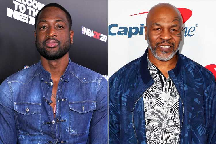 Dwyane Wade 'Appreciated' Mike Tyson Speaking Up About Transphobic Comments Against His Daughter