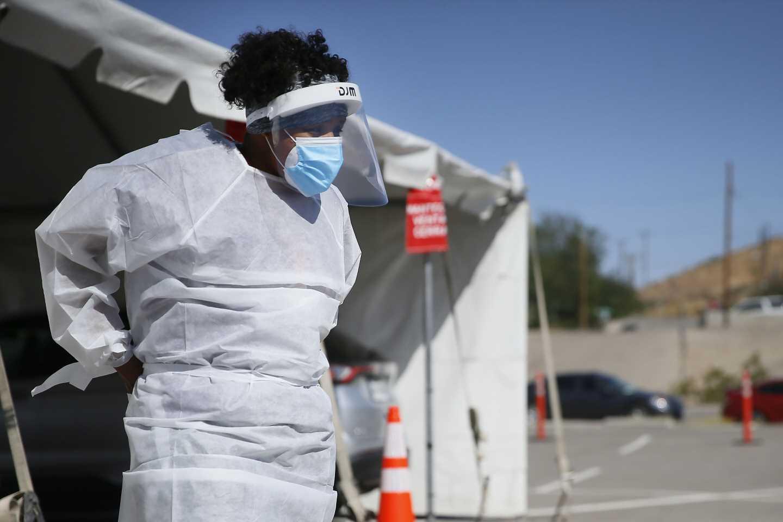 Texas surpasses 20,000 virus deaths, second highest in US