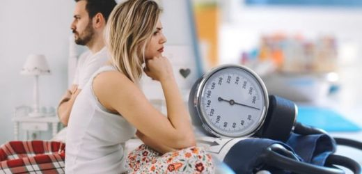 High blood pressure: The sexual problems in both men and woman caused by hypertension