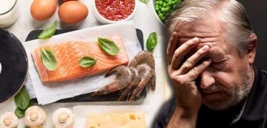 Vitamin D deficiency: Four food alternatives to include in your diet to reduce symptoms