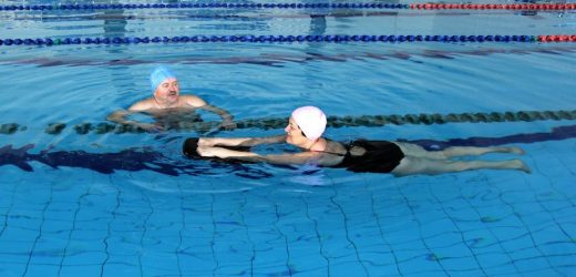 Water exercises as effective as gym workouts for preventing cardiovascular disease