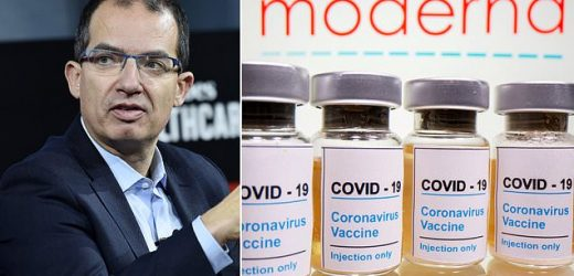 Moderna CEO says jab likely prevents infection for 'a couple of YEARS'