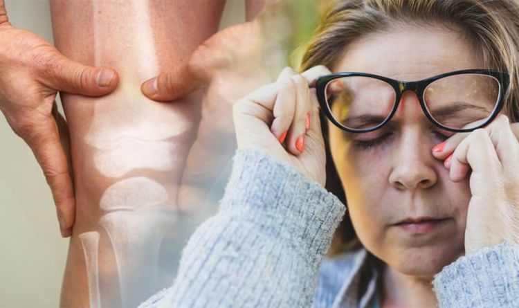 Rheumatoid arthritis symptoms: Two surprising signs of the joint condition
