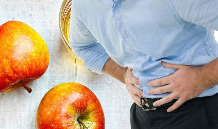 Stomach bloating warning: Avoid drinking apple juice – here's why