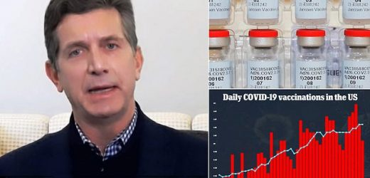 J&HJ's CEO says people may need to get a COVID-19 vaccine every year