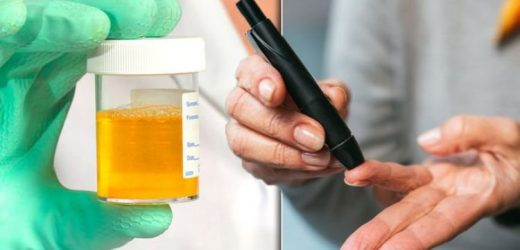 Diabetes symptoms: Signs of high blood sugar in your wee – what colour is your urine?