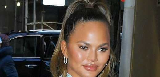 Chrissy Teigen Marks Late Son Jack's Due Date 5 Months After Pregnancy Loss