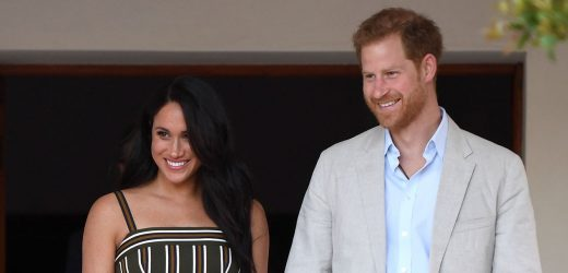 Prince Harry, Meghan Markle Are 'Ecstatic' Over Pregnancy, Designing Nursery