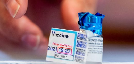Pfizer Asks FDA to Approve Storage of Vaccine in Standard Freezers