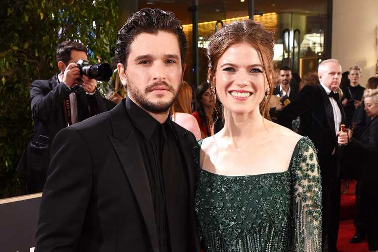 A Baby Boy! Game of Thrones Stars Rose Leslie and Kit Harington Welcome First Child