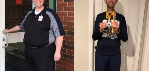 Maryland Man Loses 156 Lbs. After Suffering Heart Attack at 38 Years Old