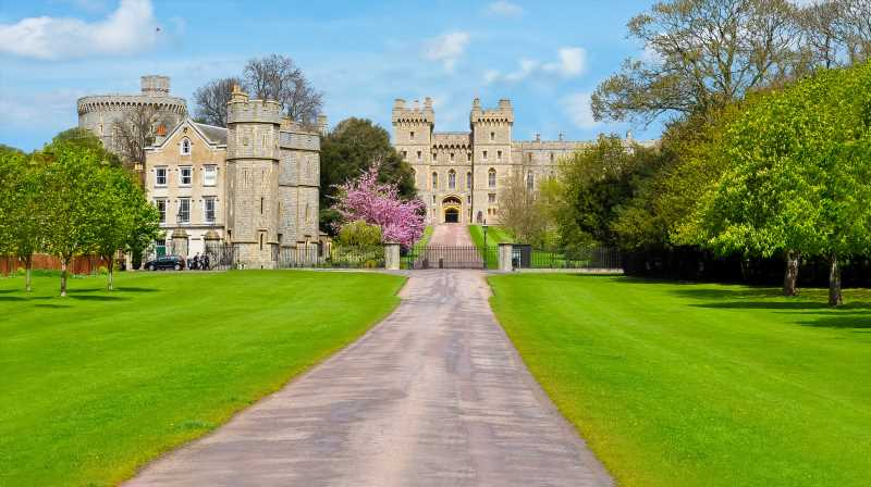 The Windsor Castle Feature Guests Hadn't Visited In Over 40 Years