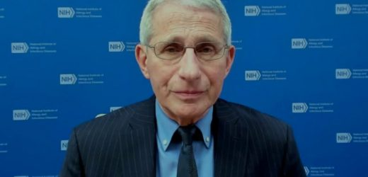 Developing potent antivirals targeting COVID-19 'direction of the future,' Fauci says