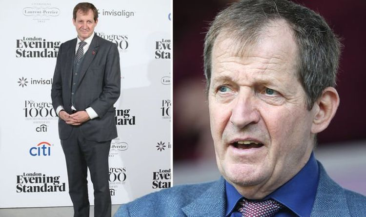 Alastair Campbell health: Journalist recalls his 'massive plunge' during lockdown
