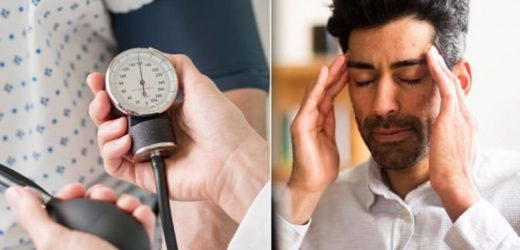 High blood pressure symptoms: The nine signs of 'severe' hypertension you may be missing