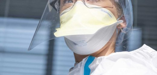 New treatment can reduce facial pressure injuries from PPE in frontline healthcare workers