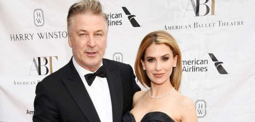 Surprise! Alec, Hilaria Baldwin Secretly Welcome Their 6th Child Together