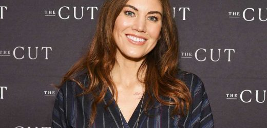 Hope Solo Celebrates Her Twins' First Birthday: 'Flat Out Emotional How Quickly They Grow Up'