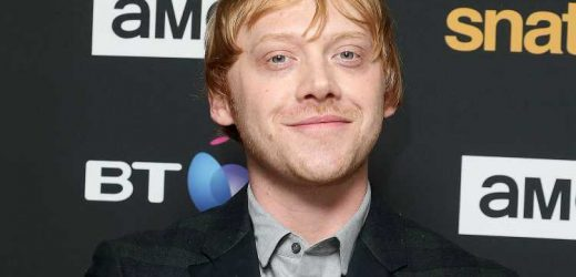 Rupert Grint Recalls 'Terrifying' First Night at Home with Daughter Wednesday: 'Can't Sleep at All'