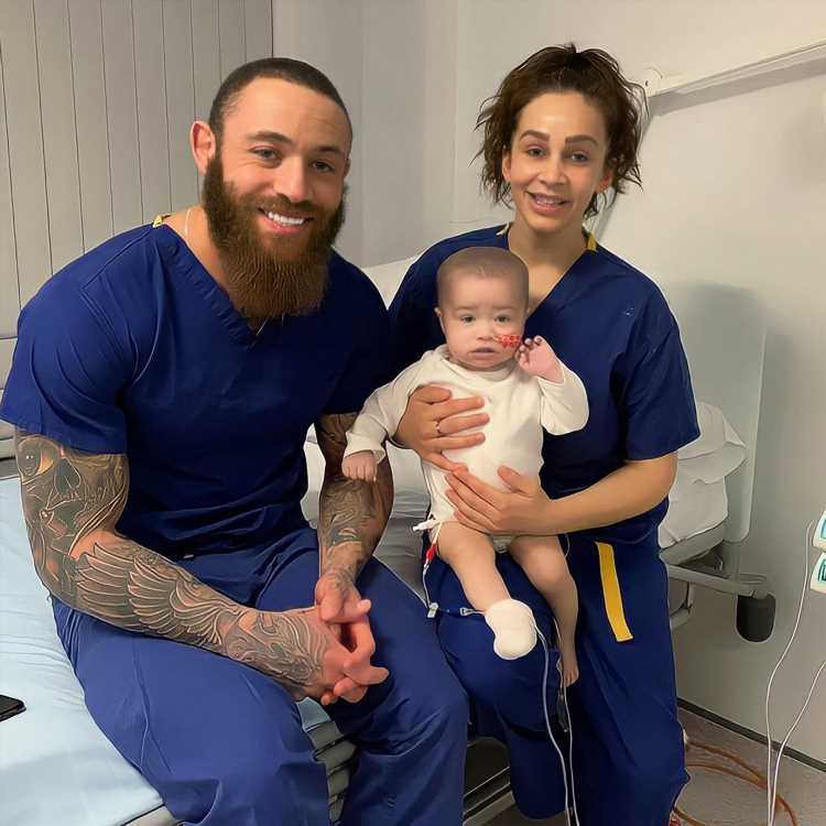 Ashley Cain's Girlfriend Safiyya Vorajee on Emotional Final Days with Baby: 'Feels Like Torture'
