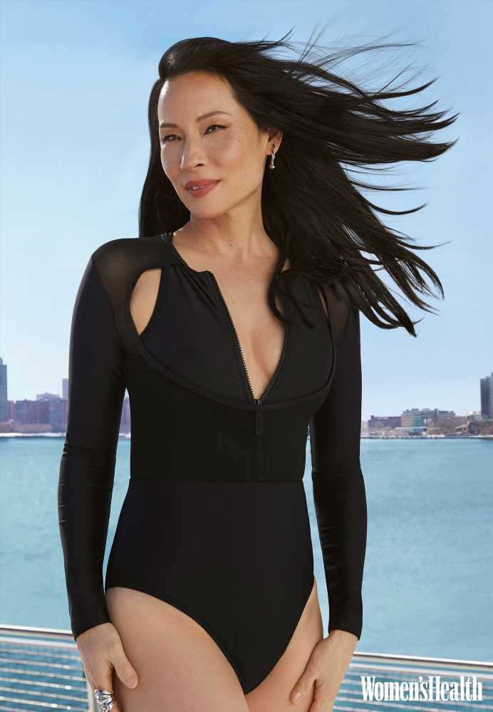 Lucy Liu Says She's Raising Her Son Rockwell, 5, to Have 'Sense of Openness' with His Body