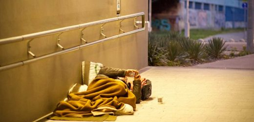 Sheltering people with COVID-19 experiencing homelessness curbs spread