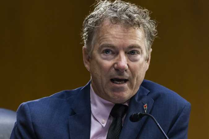 Is Rand Paul Mixing Up the Vaccine Message for Covid Survivors?