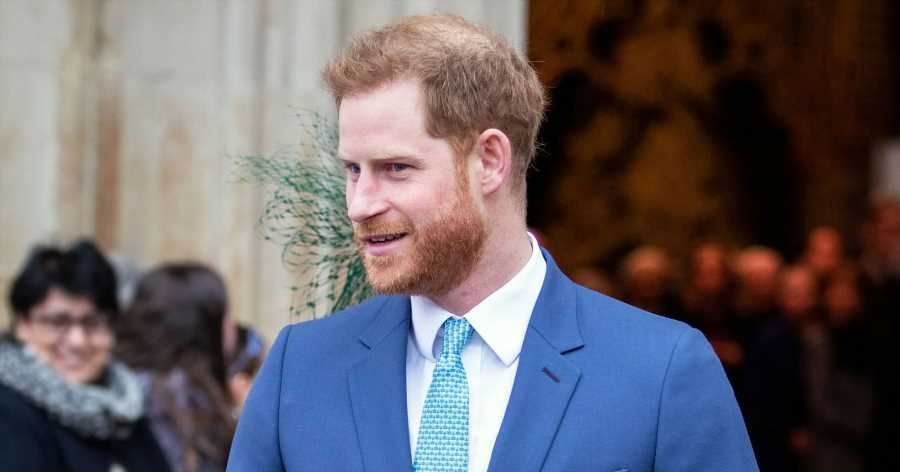 Prince Harry Takes Brief Paternity Leave Break 5 Days After Lili's Birth