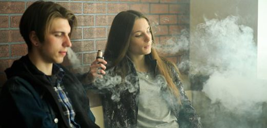 Use of E-cigarettes could cause increased risk of contracting Covid