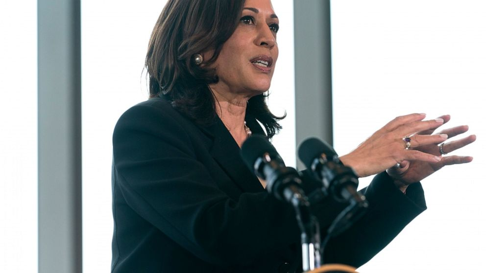 VP Harris making Southern stops to promote vaccination