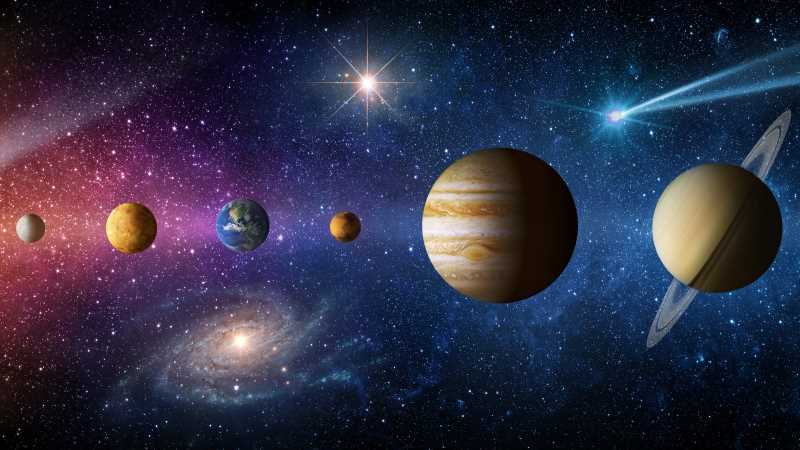 What Each Planet Means In Your Birth Chart