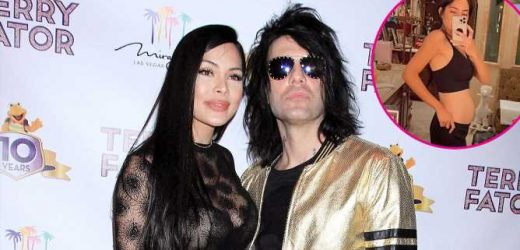 Criss Angel's Wife Shaunyl Benson Is Pregnant With 'Unexpected' 3rd Baby