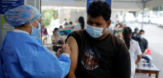 El Salvador to receive 1 million vaccine doses from China after boosting diplomatic ties