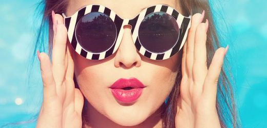 Experts say you should wear sunglasses all day from March to September