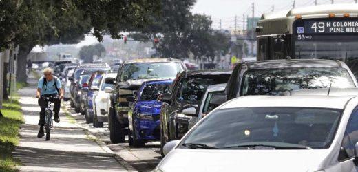 Florida virus cases soar, hospitals near last summer's peak