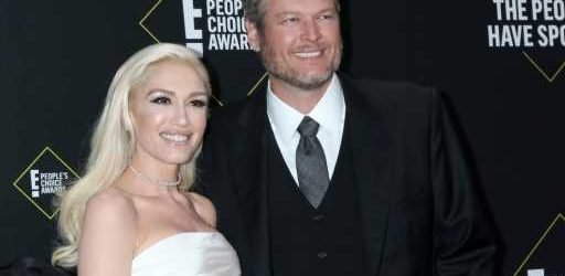 Gwen Stefani's Veil Featured a Touching Tribute To Her Sons