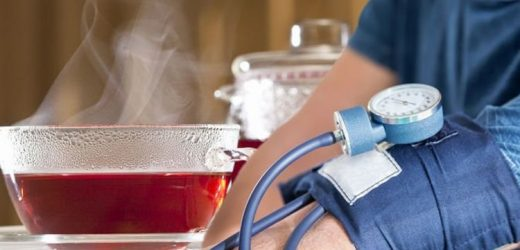 High blood pressure: The hot drink shown to lower hypertension as much as medication