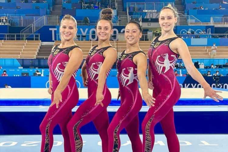 The Powerful Message Behind German Gymnastics Team's Unitard