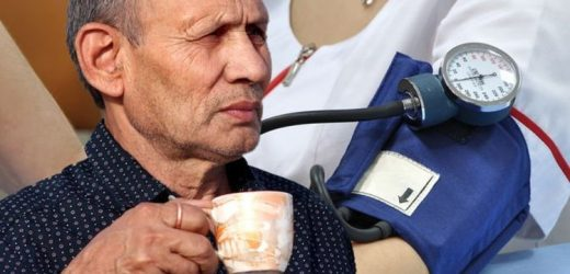 High blood pressure: 'Long-term' tea consumption lowers your reading – but how long?
