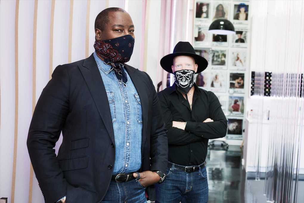 L.A.'s Ted Gibson and Jason Backe Launch Beauty Mentorship, Fundraising Program: Worth Up Alliance