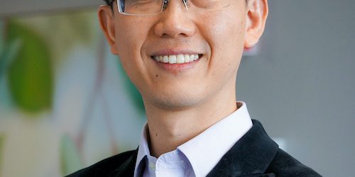 Wang receives award to further develop pregnancy imaging system