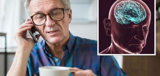 Dementia: The popular drink increasing your risk of mental decline by 53 percent