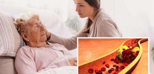 High cholesterol: Where to spot 'warning signs' and how to lower high levels