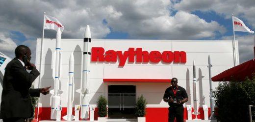 Raytheon warns of worker losses as companies impose vaccine mandate