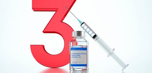 Study suggests third dose of the Pfizer vaccine could reduce SARS-CoV-2 transmission