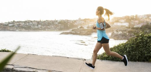 The secret to better running? Try distraction